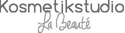 Kosmetikstudio La Beauté Logo